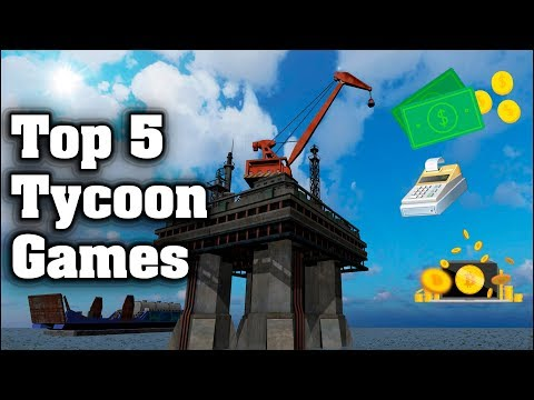 Top 5 Tycoon Games Gameplay Video Android/iOS