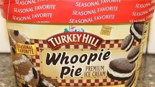Turkey Hill: Whoopie Pie Ice Cream Review