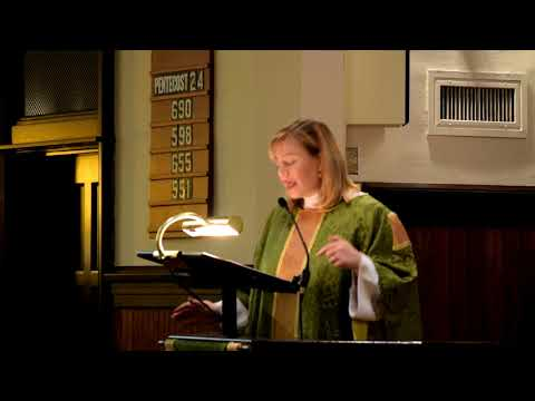 Inwardly Digesting - Rev. Shelly Fayette - November 19, 2017