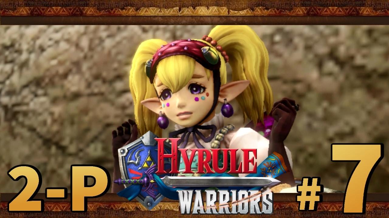 Hyrule Warriors 1080p Wjonah 2 Player Agatha Lets Go