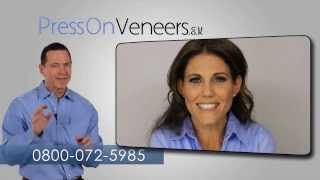 Removable Dental Veneers - PressOnVeneers.co.uk