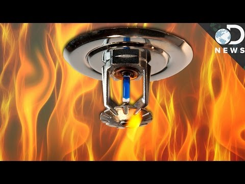 How Do Fire Sprinklers Know There's A Fire?