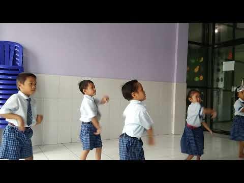 Rockabye Dance (Latihan Perdana)