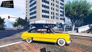 GAZ-12 ZIM(AKROM) Grand Theft Auto V , VI - future
