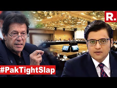 Has India Ensured Pakistan's Global Isolation Is Complete? | The Debate With Arnab Goswami