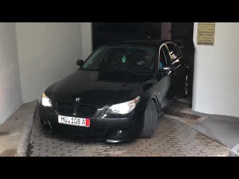 BMW 530D Black Beast E60 FULL Options M Paket The M Power Channel