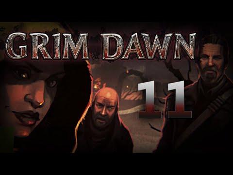 Grim Dawn 11 - Twin Falls to Broken Hills