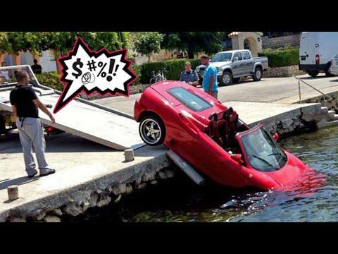 Supercar Epic Fails
