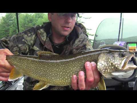 Quabbin Reservoir Fishing 2013