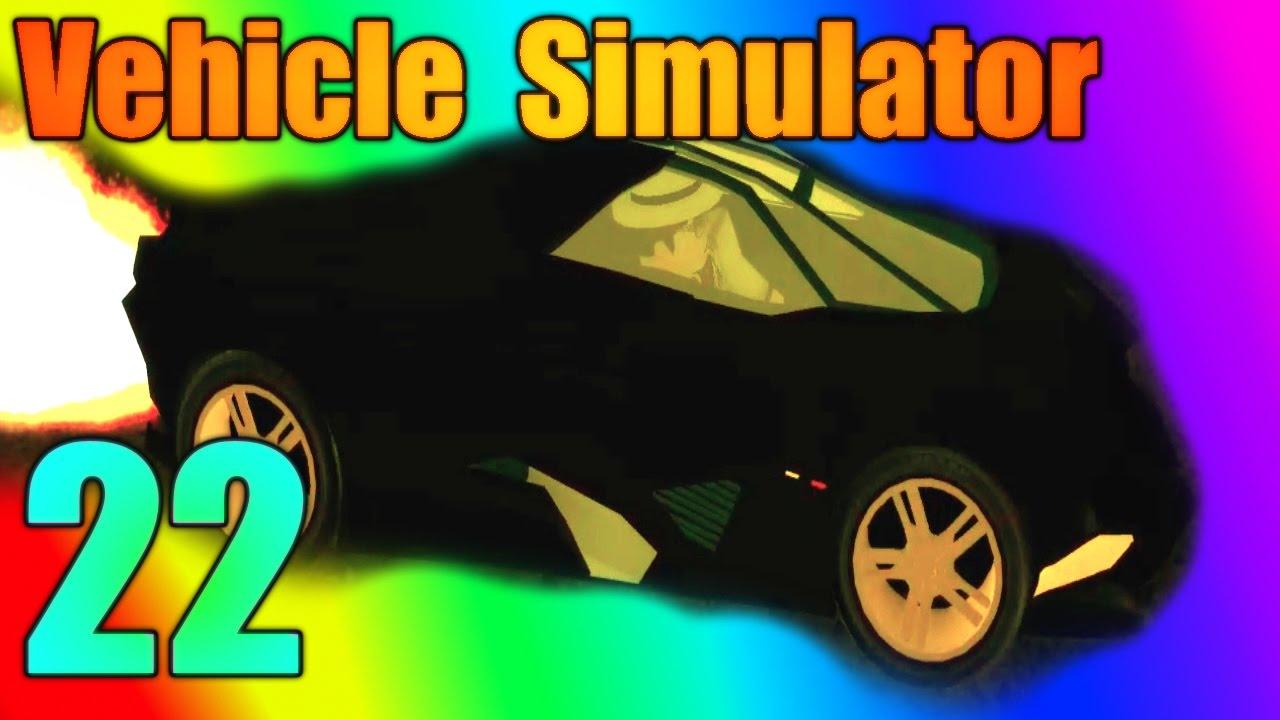 The Batmobile 5 Second Drag Race Vehicle Simulator Ep 22