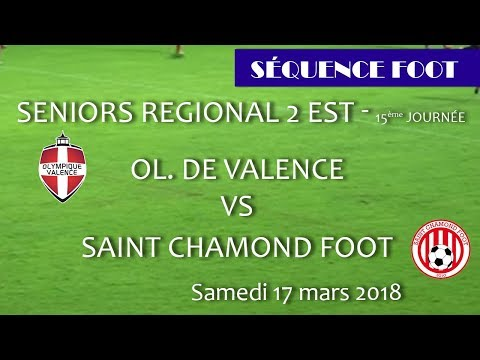 2018 03 18 rencontres sportives séquence foot Ov vs St Chamond