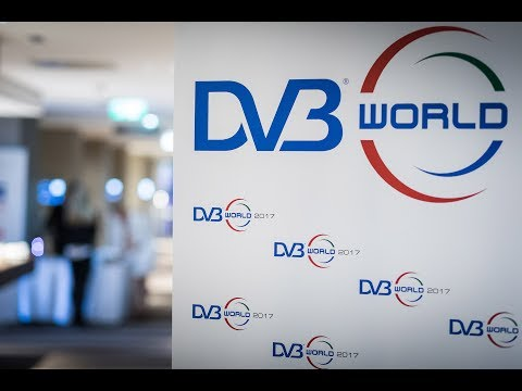 DVB WORLD 2017, 13-15 March 2017, Vienna, Hilton Waterfront