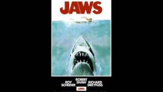 Jaws Soundtrack - preparing the cage
