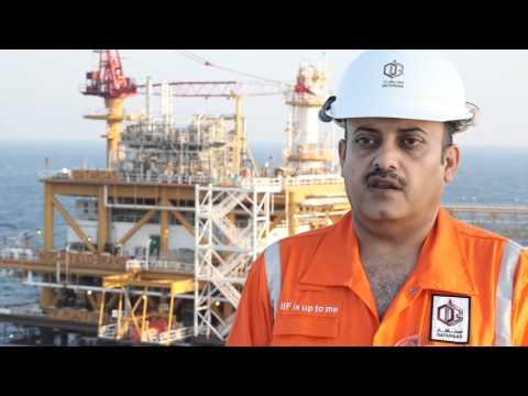 Qatargas Oil Rig Documentary