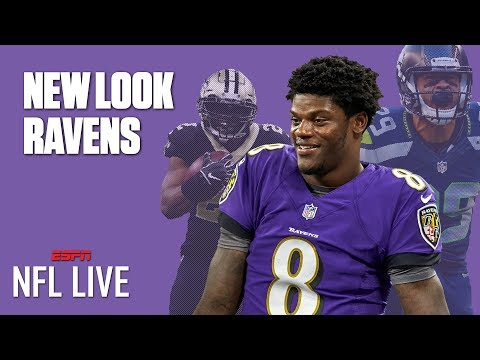 Lamar Jackson and Justin Tucker are vital to the Ravens' playoff hopes | NFL Live