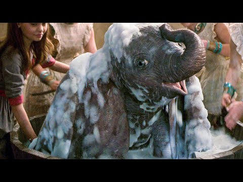 DUMBO All Movie Clips + Trailer (2019)