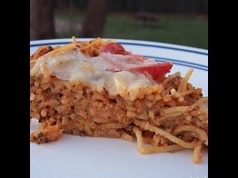 Spaghetti Torte Youtube