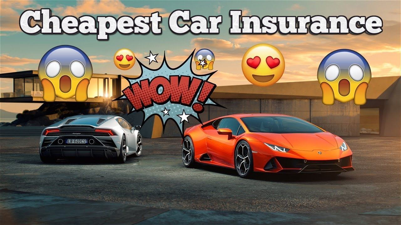Best Car Insurance Company In 2020 - Cheap Prices Awesome ...