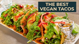 Cooking with Vick! The Best Vegan Tacos   Episode 3