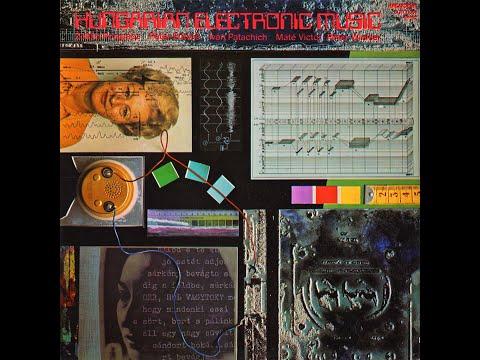 """Magyar Elektronikus Zene, Hungarian Electronic Music"" [CP-003]"