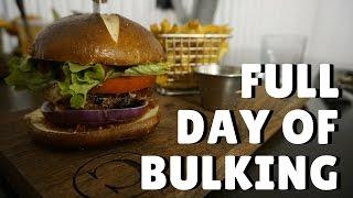 Best Burger Ever? | Cut All My Hair | The Bulk Episode 3