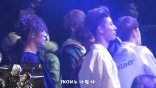 Download Video 160217 iKON reaction to Big Bang @ GAON CHART KPOP AWARDS 2016 MP3 3GP MP4