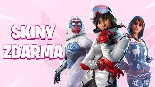 FREE WRAPY AND SKINS | Fortnite Battle Royale