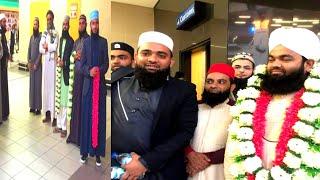 Airport Video Sayyed Aminul Qadri Sahab