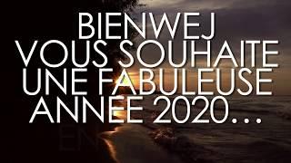 BienWej video vous souhaite une belle année 2020