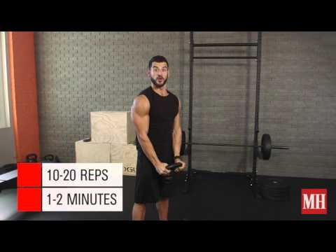 The Shoulders and Arms Triple Crush