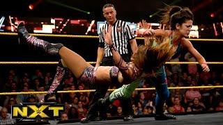 Bayley vs. Sasha Banks - No. 1 Contender's Match: WWE NXT, Aug. 14, 2014