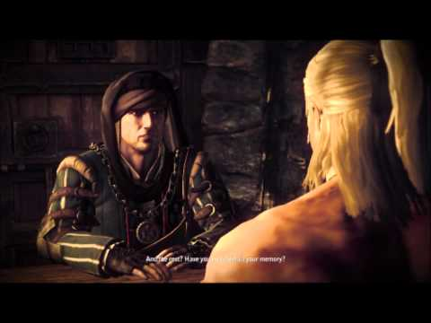 Let's Play The Witcher 2 - Part 9: Escaping the Dungeons!