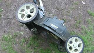 I guess I can fix electric mowers too? Greenworks corded mower