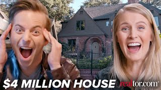 Download Couple Tours A $4 Million Dollar Dream House • Ned & Ariel Mp3 and Videos