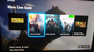 Battlefield 1 Free Xbox Games With Gold