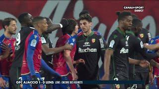 Ligue 2 - 29ème journée - Crêpage de chignon en plein match ! thumbnail