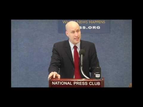 NRDC Press Conference on Climate Impacts from the Proposed Keystone XL Tar Sands Pipeline
