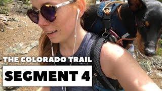 The Colorado Trail, Segment 4: Lost Creek Bike Detour - Long Gulch (mile 40.5 - 57.1)