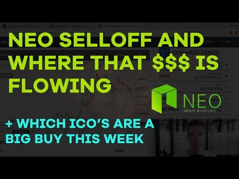 Bitcoin Cash Looks Strong?! NEO Selloff, Po.et ICO, Russia M