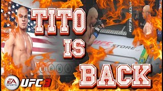 OMG TITO ORTIZ IS IN THE GAME!!