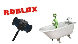 I got banned from Roblox for uploading a bath model and a Dame Tu Cosita shirt ? READ DESC