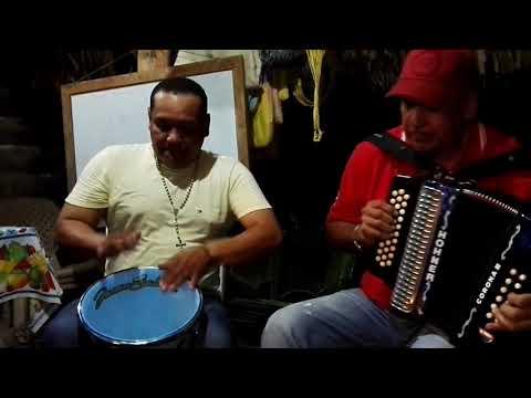 Merengue Vallenato con el Rey vallenato FREDY SIERRA Y DIONISIO VERTEL