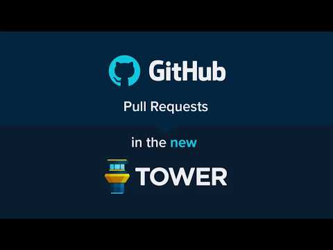 GitHub Pull Requests on the Desktop with Tower