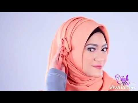 Tutorial Hijab By Adinda Meita Putri Finalis Sunslik