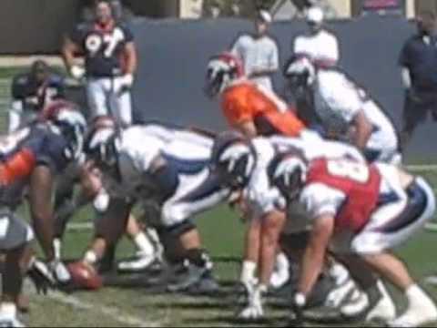 Tim Tebow Preparing for the 2010 NFL Season
