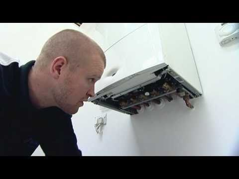 How to Repressurise a Heating System with an Internal Filling Key ...