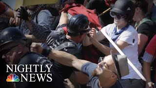 Man Who Drove Into Charlottesville Crowd Found Guilty Of First-Degree Murder | NBC Nightly News