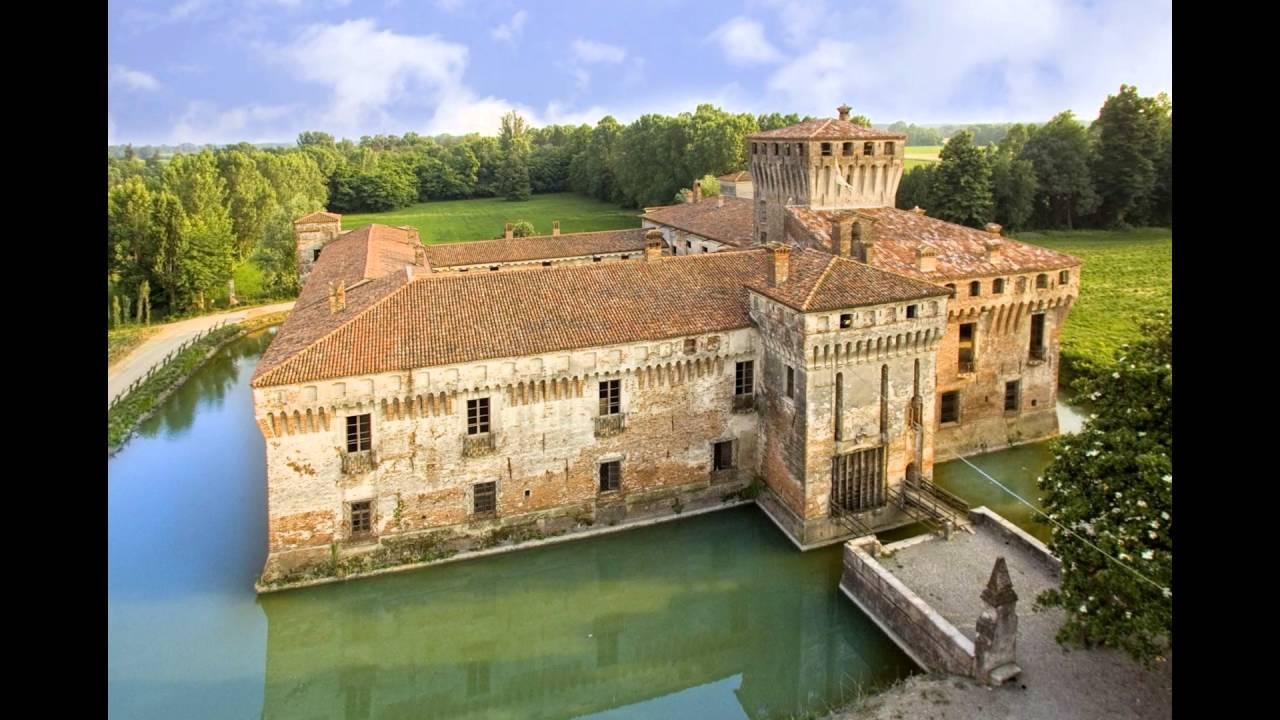 I castelli pi belli d 39 italia youtube for Be italia