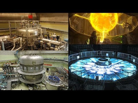 UNBELIEVALBE Artificial Sun 6 To 7 Times Hotter Than The Real One Invented From These Countries