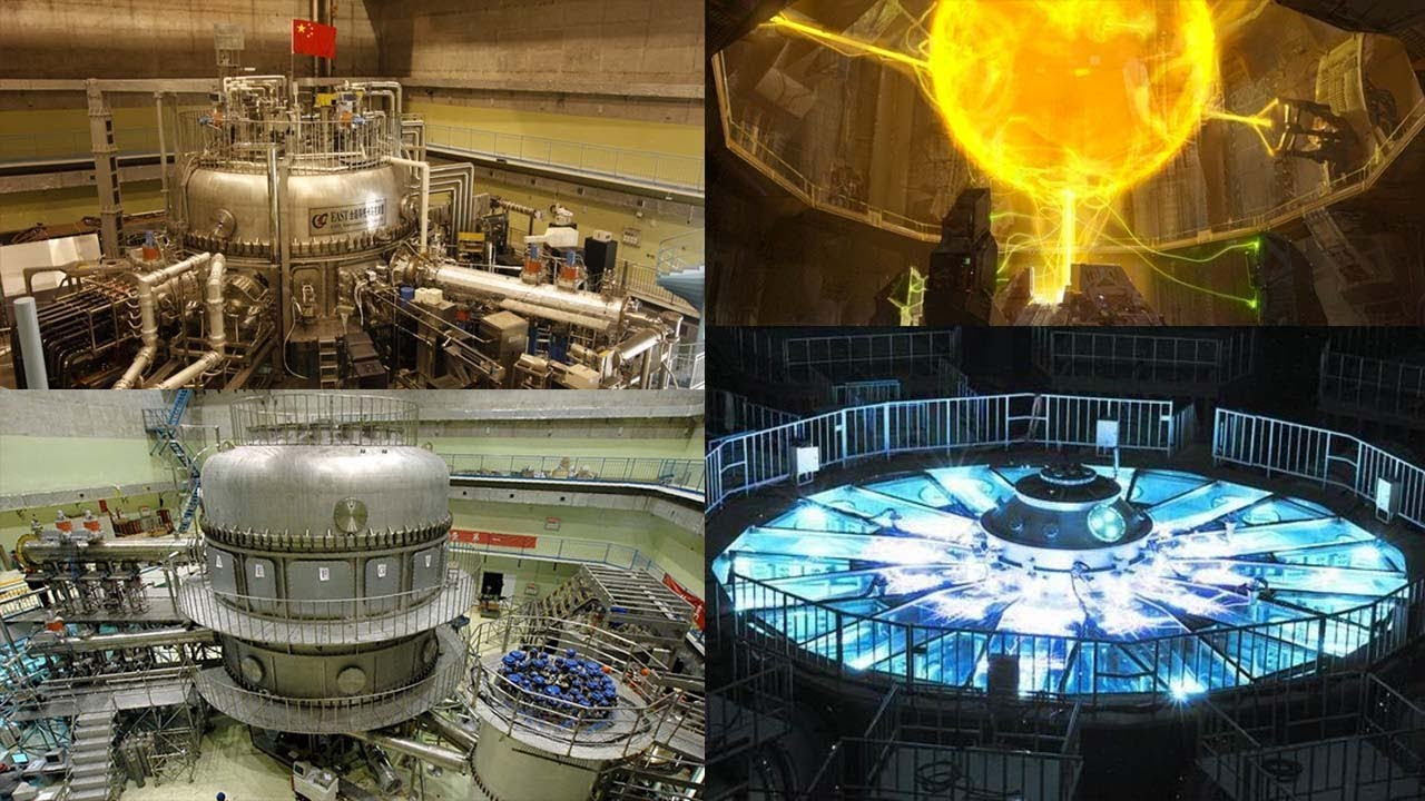 UNBELIEVALBE Artificial Sun 6 to 7 Times Hotter Than The Real One Invented  From These Countries - YouTube